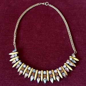 Anthropologie Statement Necklace